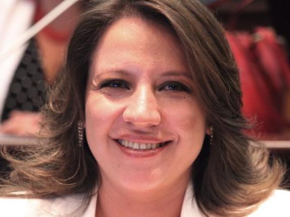 Marllely Vásconez , presidenta de la Comisión de Derechos de los Trabajadores