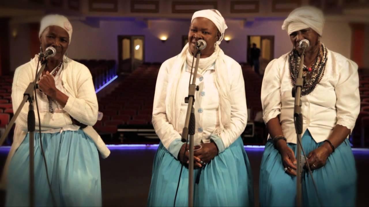 Sinchi Warmi Rimay - Entrevista con las Tres Marias