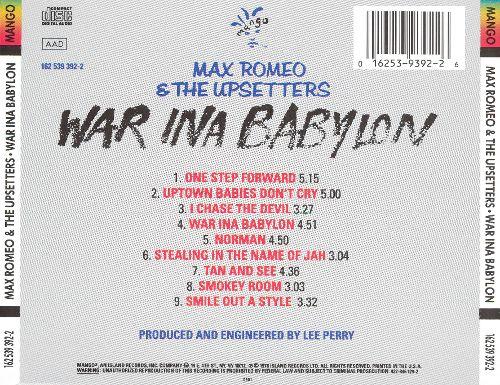Mejores álbumes de Reggae