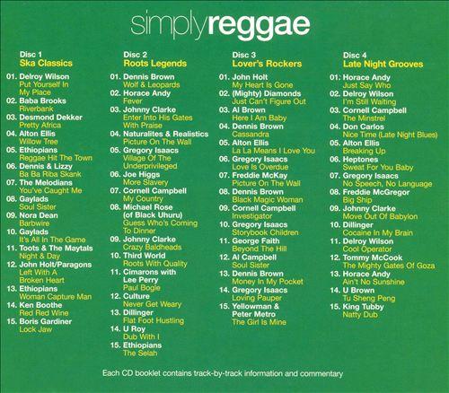 Jamaican Roots - Simply Reggae