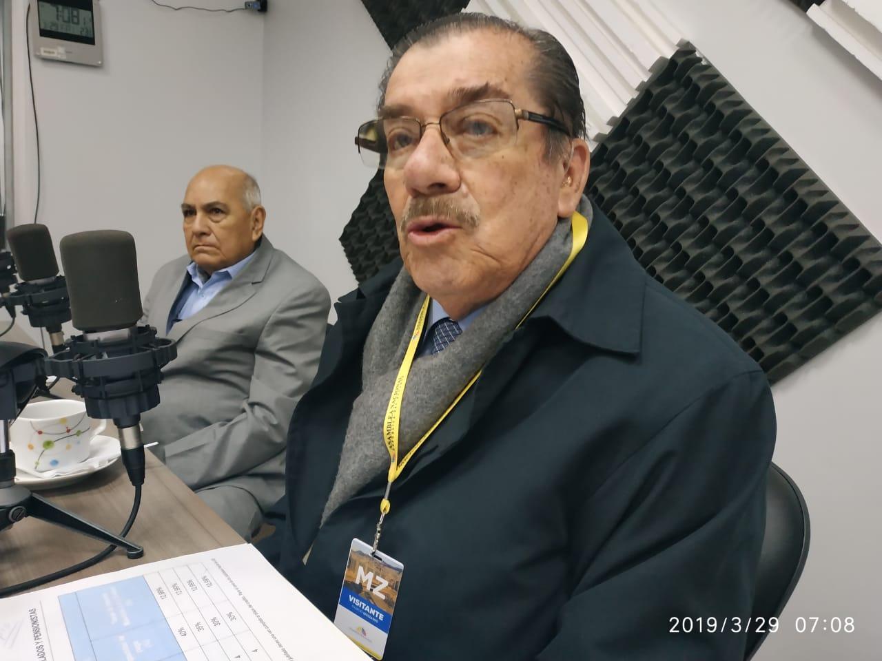 Manuel Muñoz: deuda del IESS con los jubilados