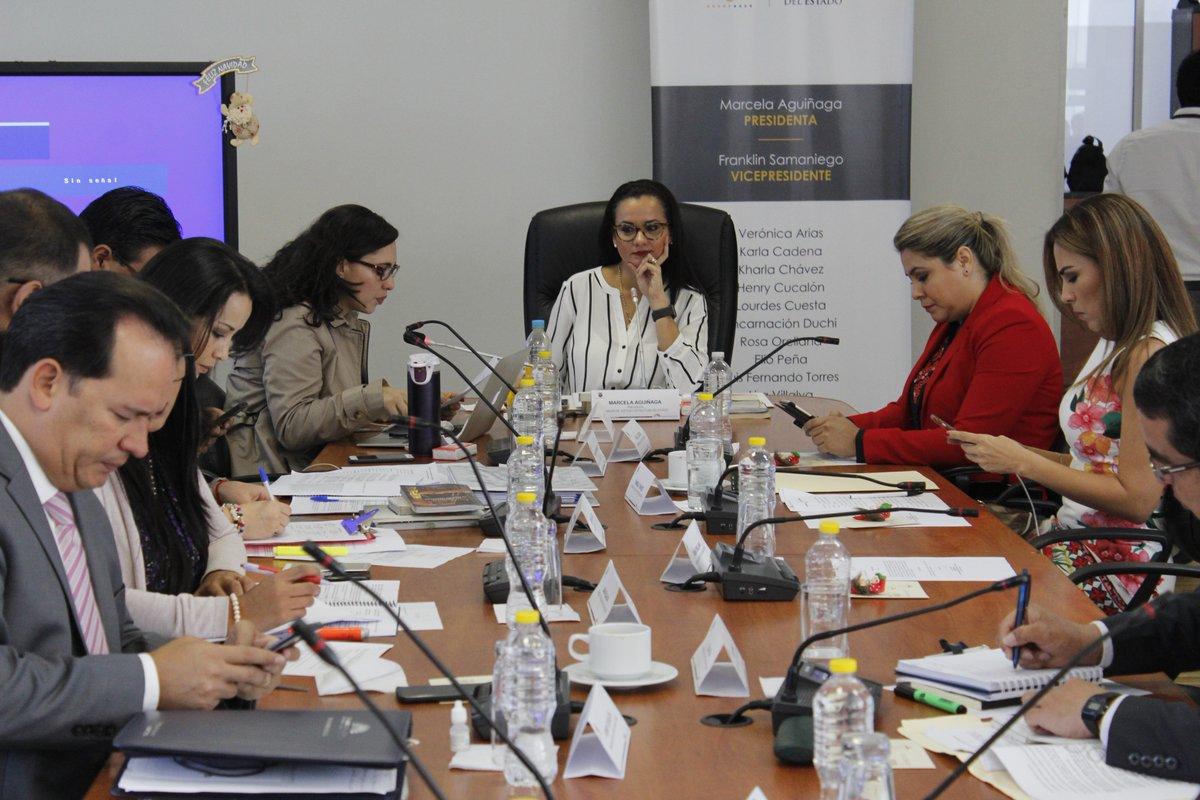 Comision de Fiscalizacion, Justicia y Gobiernos autonomos