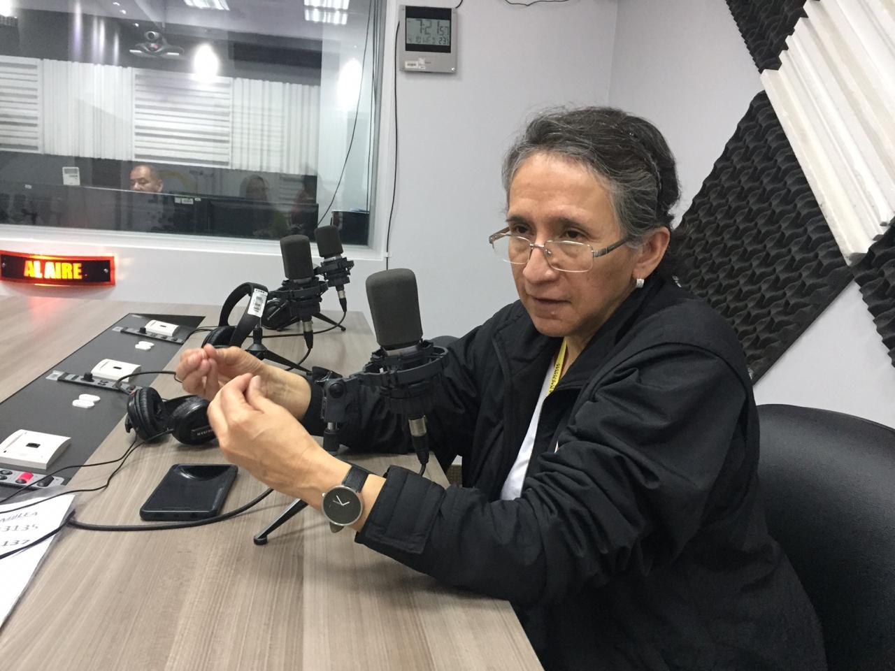 Mónica Segovia: análisis sobre los últimos sismos