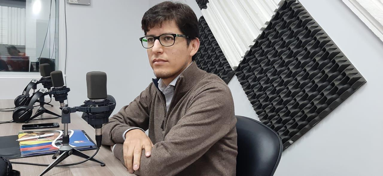 Carlos Durán: Código Orgánico de Salud y pruebas de VIH