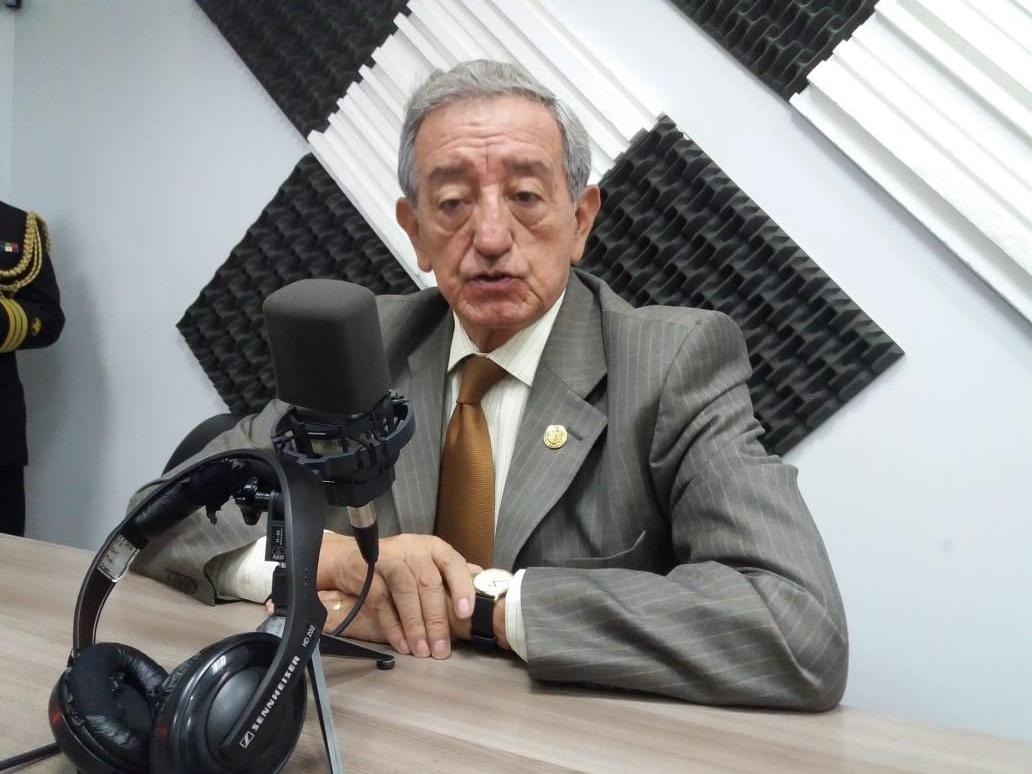 Oswaldo Jarrín: apoyo de FF.AA. a Policía Nacional en seguridad interna