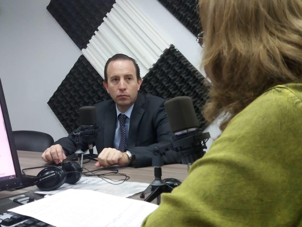 Patricio Alarcón: propuesta de reformas laborales