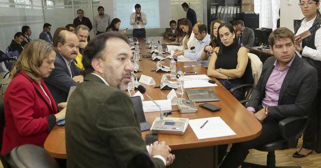 Comision de Relaciones Internacionales, Régimen Económico y Desarrollo Económico
