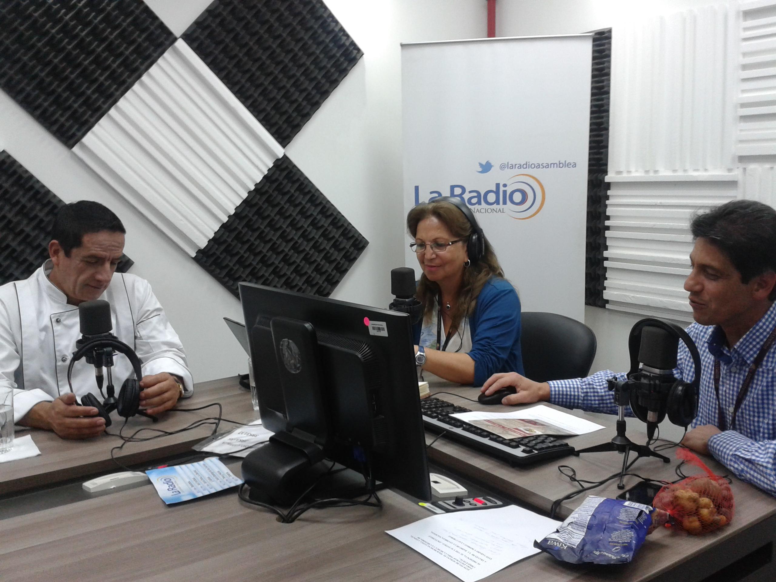 ENTREVISTAS: EDGAR LEÓN / CÉSAR ANDRADE