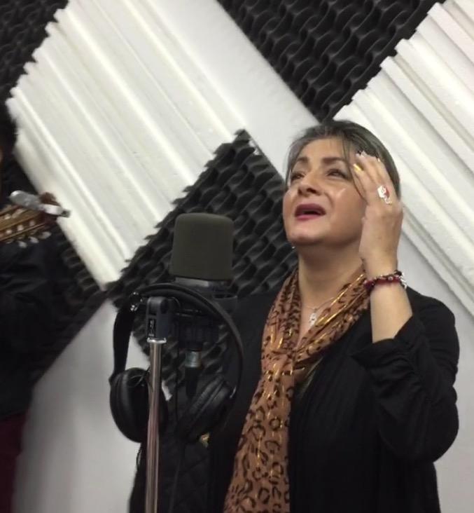 Paulina Tamayo en vivo