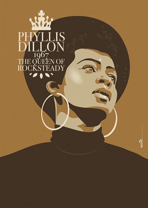 Jamaican Roots -  Especial Wayne Smith y Phyllis Dillon