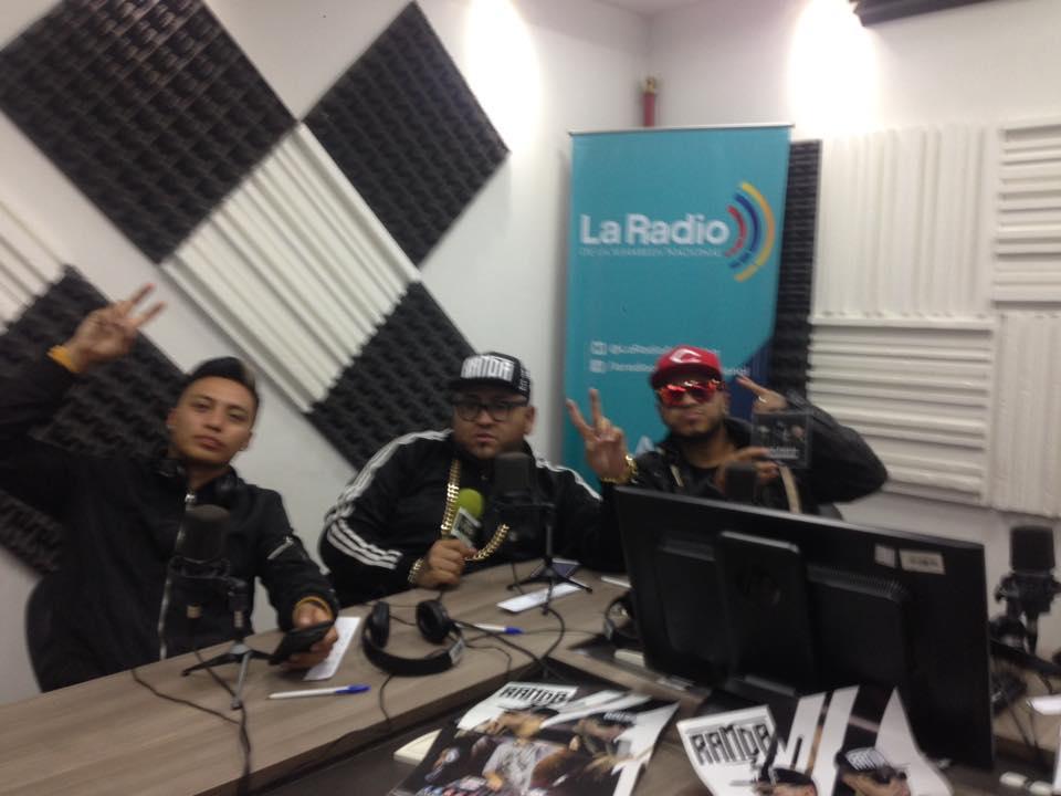 El Duende de la Calle Quito Presenta entrevista a Ramda