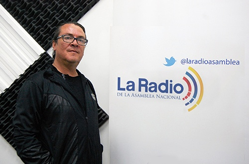 Luz Argentina Chiriboga y su amor con Nelson Estupiñan Bass