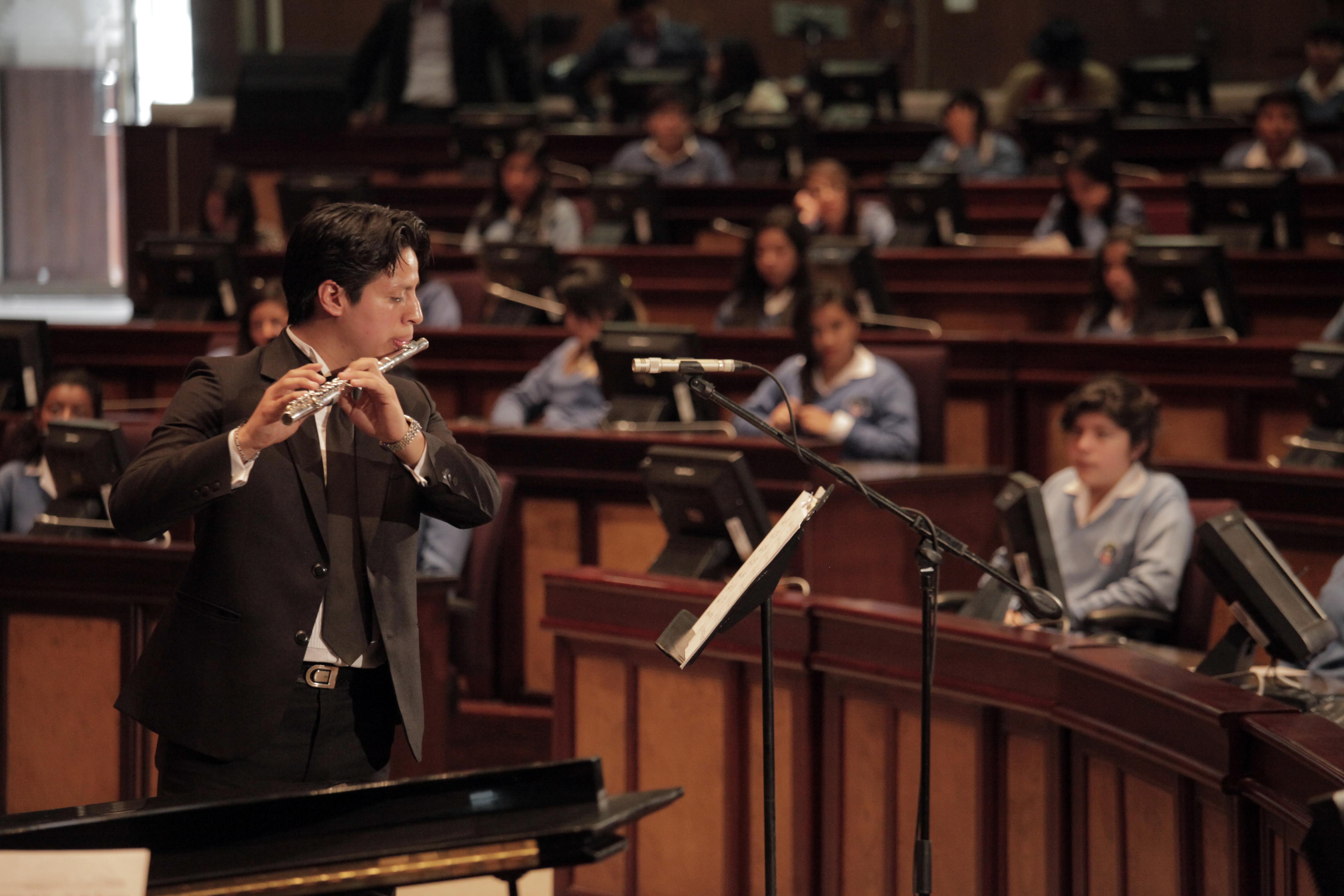 Recital de Flauta, Trompeta y Piano