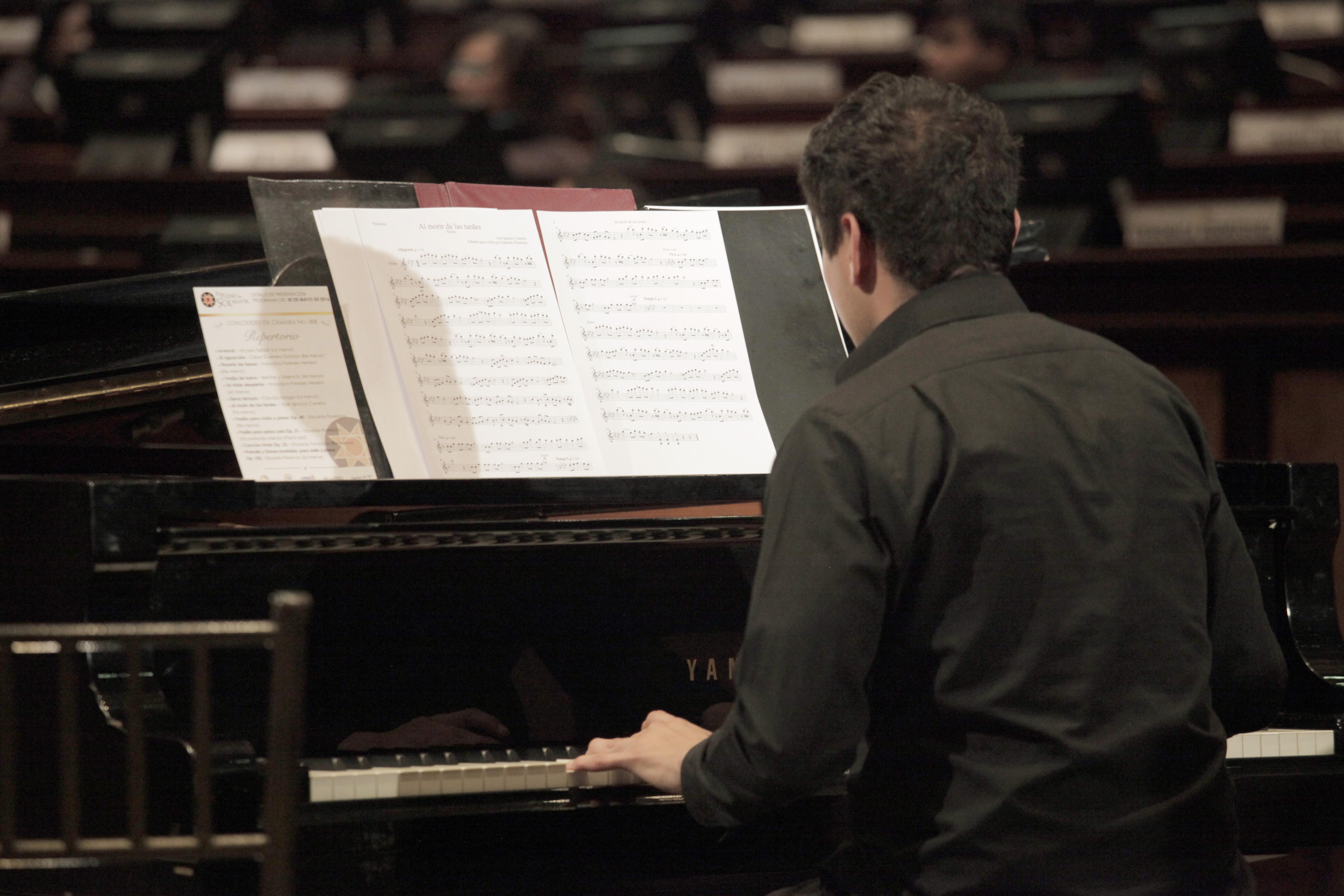 Recital de Violín y Piano 3