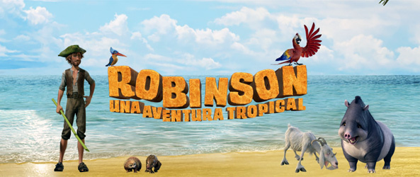 ROBINSON una aventura tropical