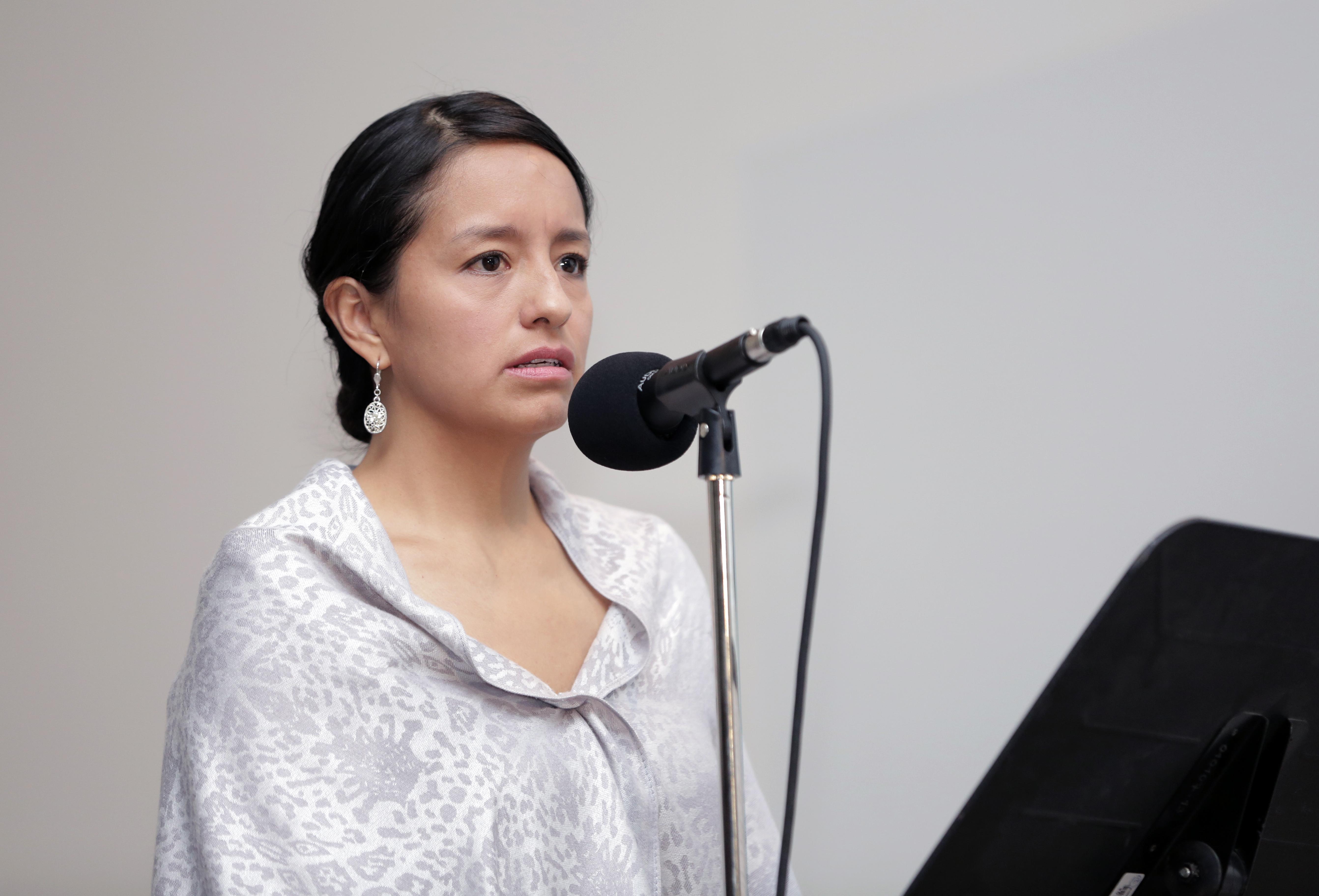 Nela Martínez: ser política