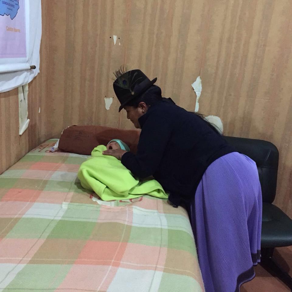 Mama Rosa Colta - Parto Humanizado