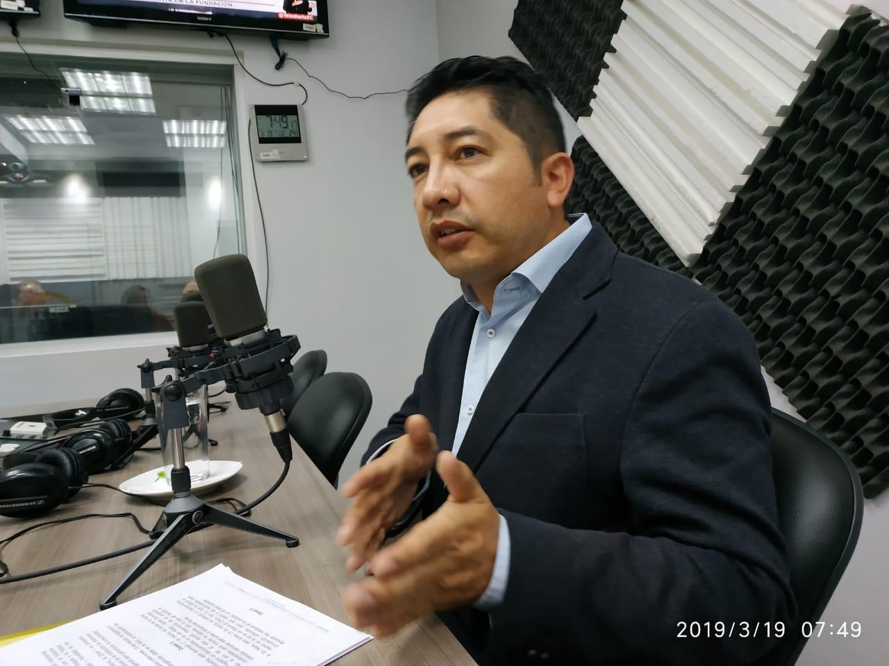 Ricardo Paula: estado de las vías en el país
