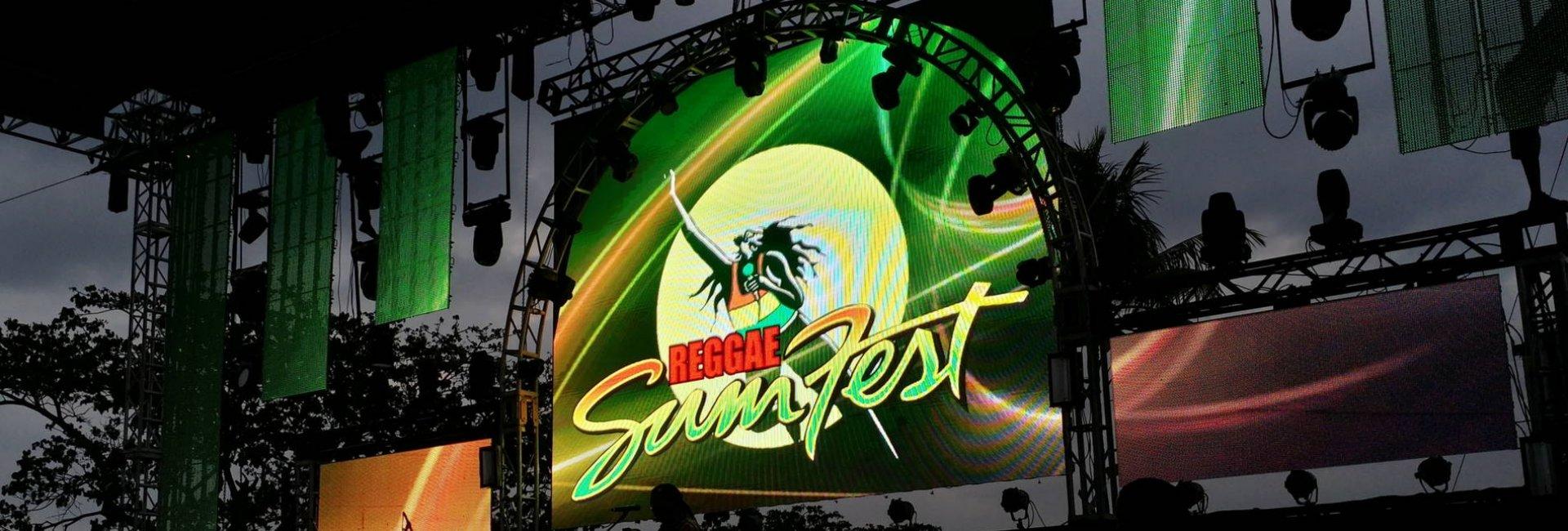 Reggae SumFest 2018 I