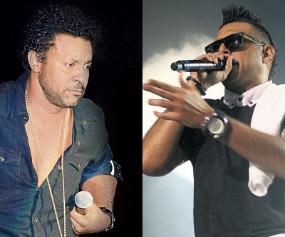 Jamaican Roots - Mano a Mano: Sean Paul Vs Shaggy