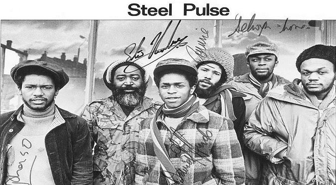 Steel Pulse en concierto