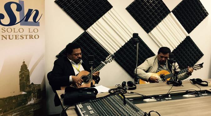 Trío Los Caballeros Ecuador en VIVO
