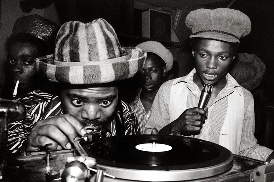 Jamaican Roots - Si yo fuera DJ Vol II