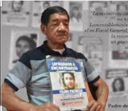 Día Mundial de las víctimas de desapariciones forzadas