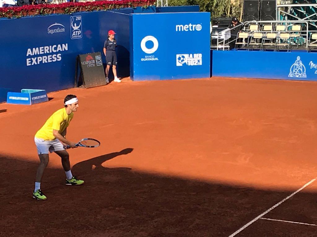 ATP Open Latitud Cero desde la Mitad del Mundo