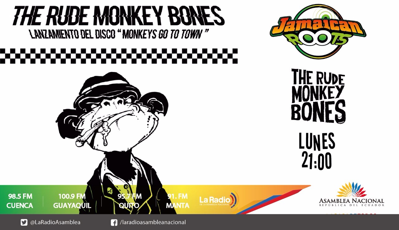Entrevista The Rude Monkey Bones