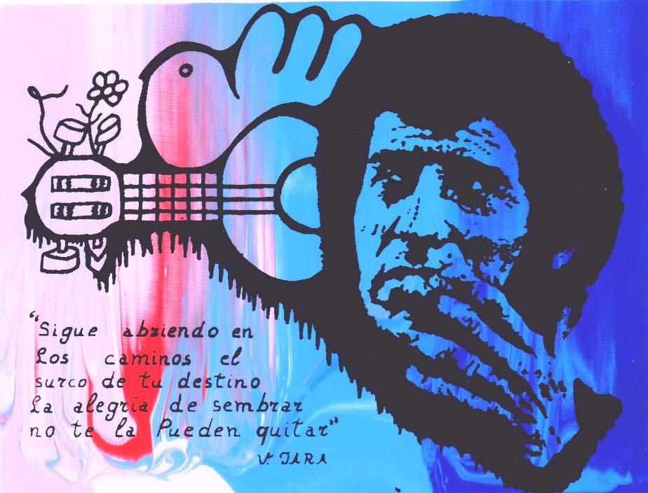 Voces Latinoamericanas/Historia de la Cancion Social Latinoamericana/ programa 10/03/
