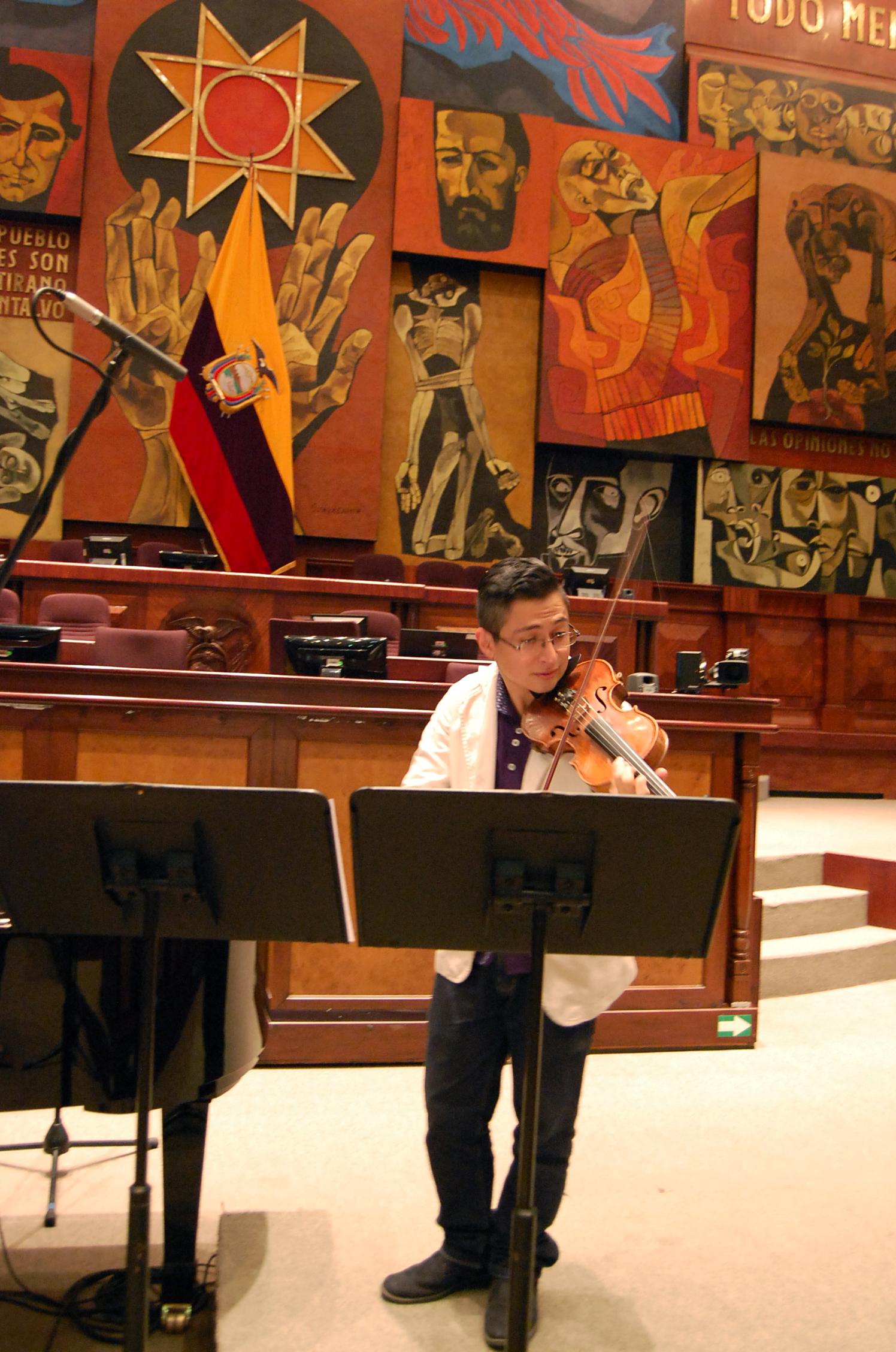 RECITAL DE VIOLÍN Y PIANO 2
