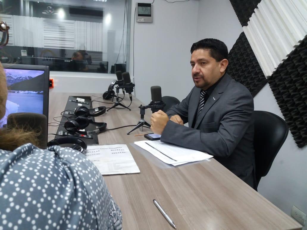 Michael Castañeda: Imbabura primer geoparque mundial del Ecuador