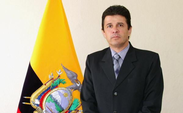 Hernán Calisto, director de la Judicatura de Pichincha