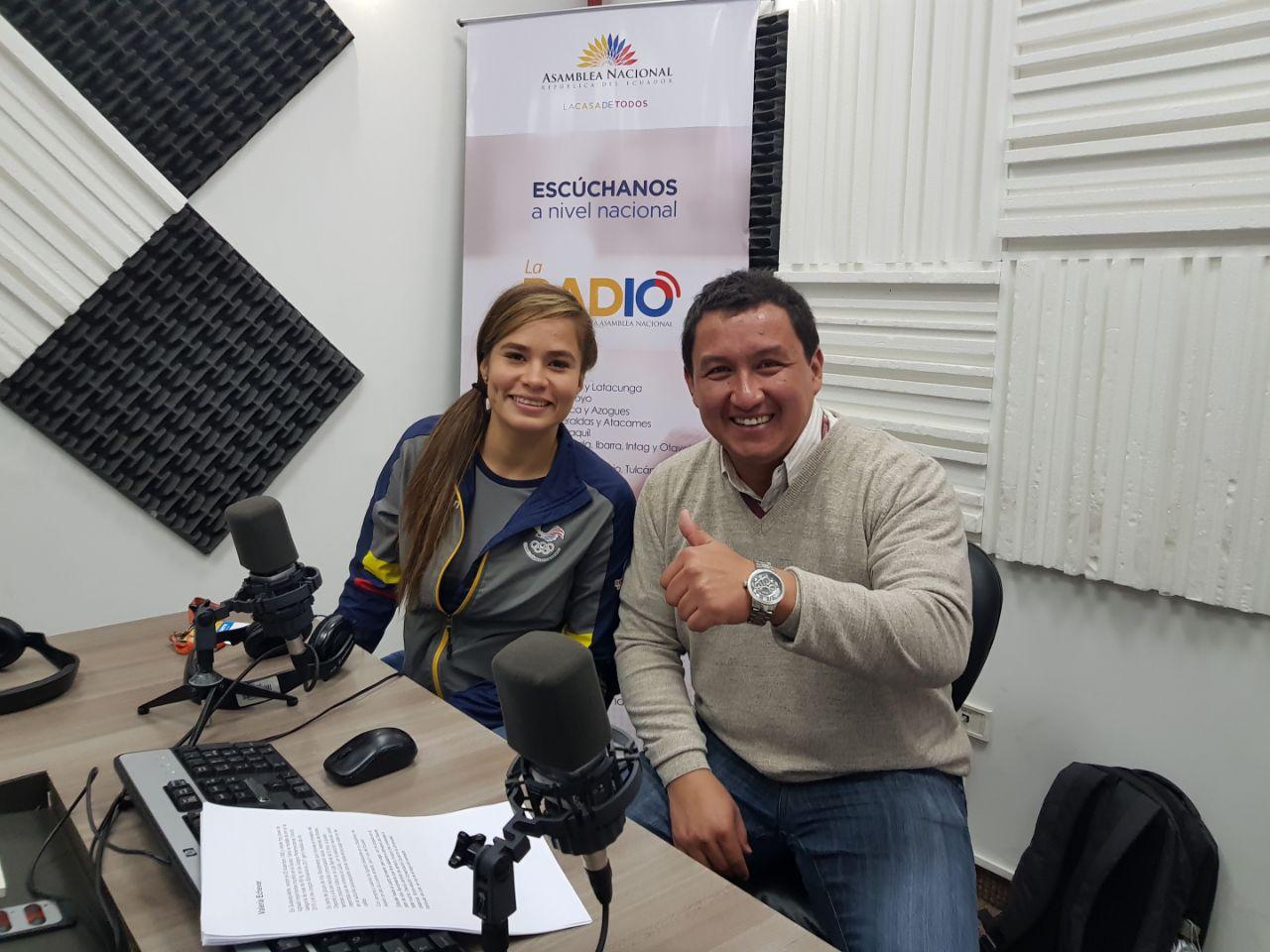 Juegos Bolivarianos 2017 Escalando el Medallero: Valeria Echever Medallista
