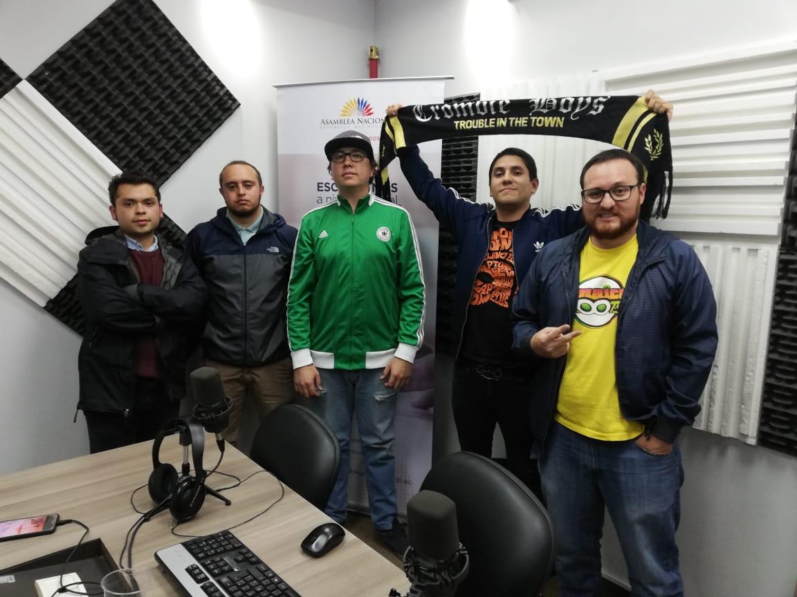 Entrevista a Quito Ska Society