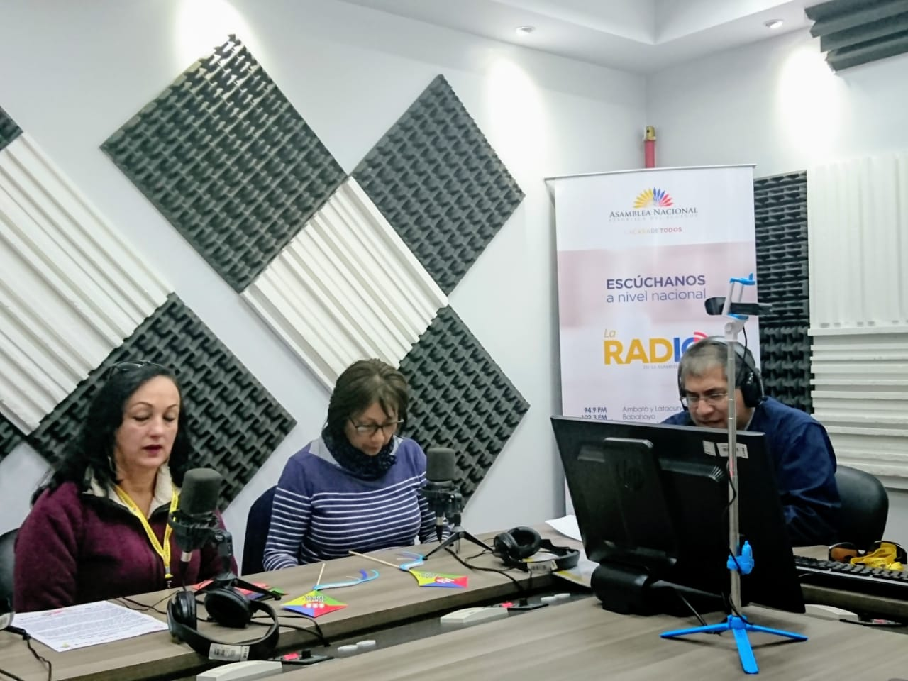 "Caminata Internacional ""Huellas de Ternura"" llega a Ecuador"