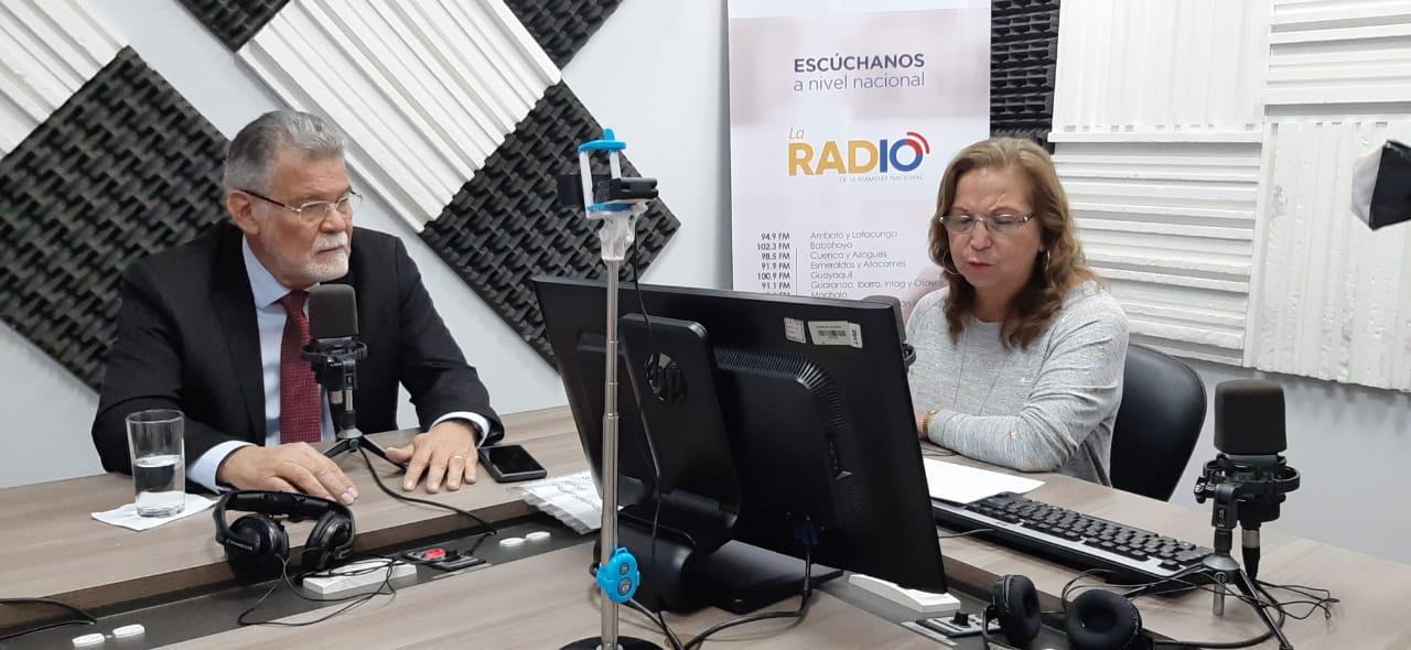 Enrique Pita: demora en proclamacion de resultados electorales