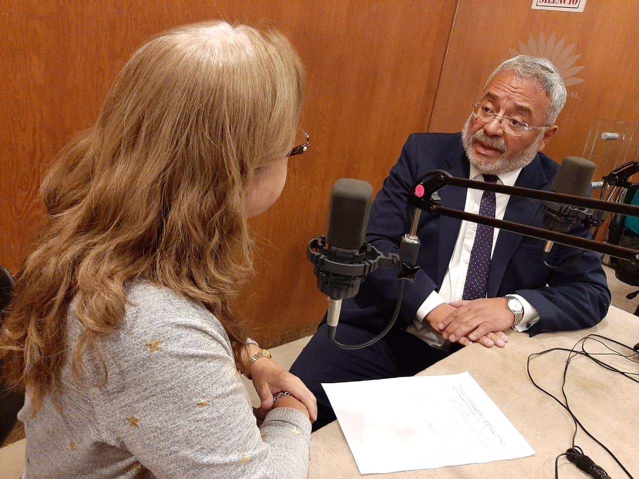 Jorge Acosta: Investigaciones en las que se incluye al Ejecutivo