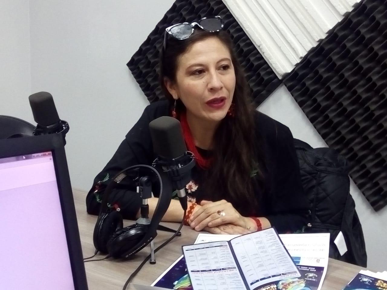 Patricia Zurita - Directora del Festival