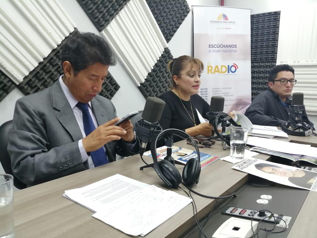Trabajo de la Comisión por los Desaparecidos