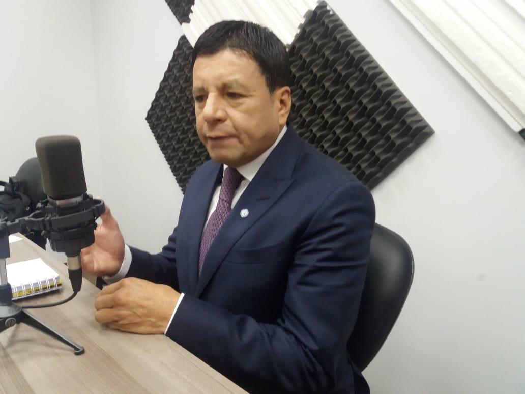 Jorge Calderón: compensación estatal por alza de combustibles