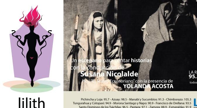 Lilith en las Tablas- Yolanda Acosta