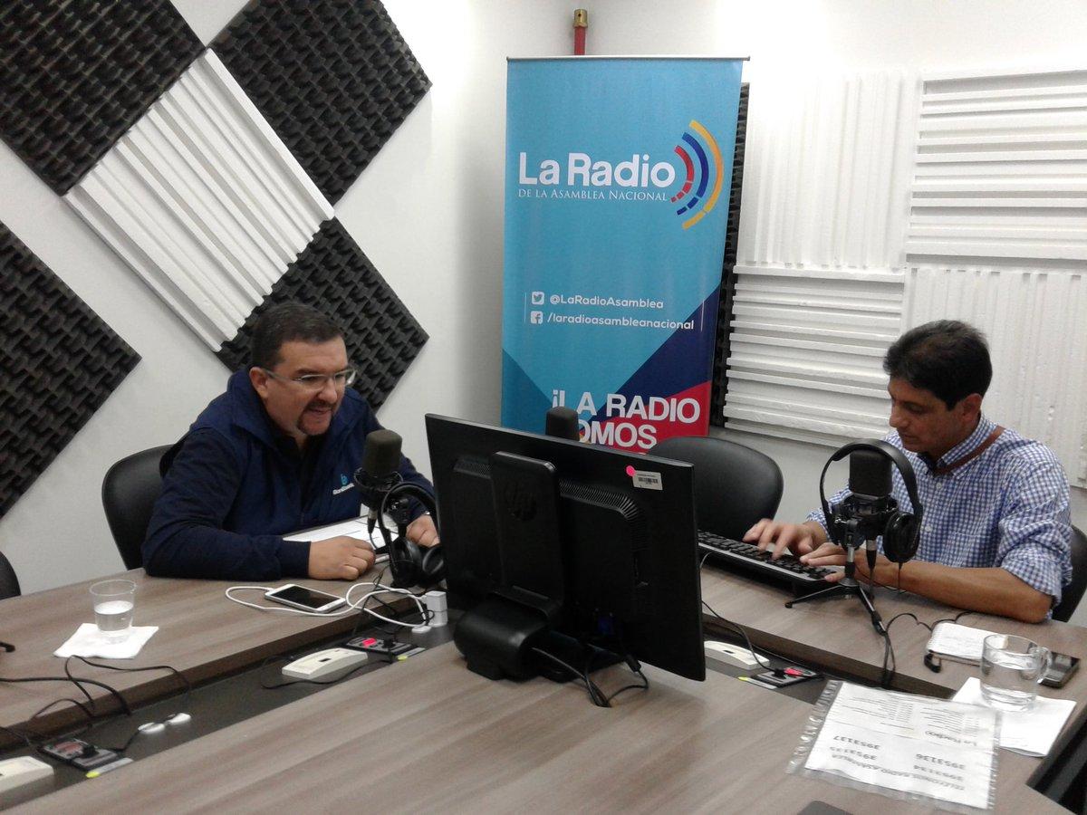 Ricardo Zurita, Gerente de BanEcuador